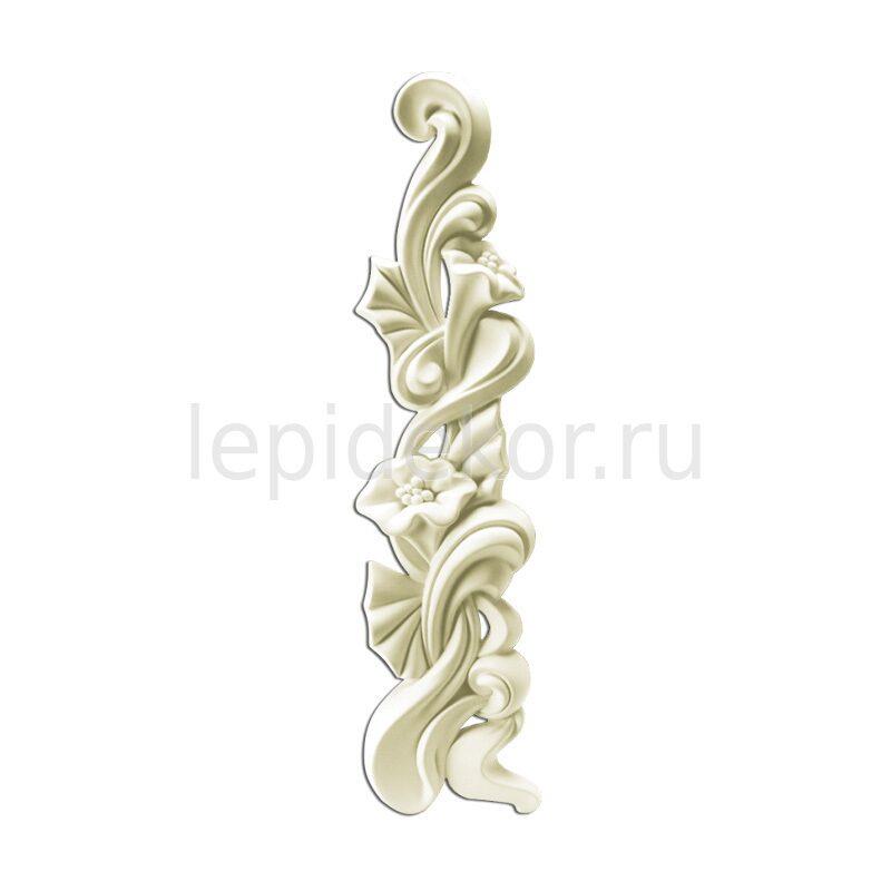 Купить декоративный орнамент Gaudi Decor W 8023R из полиуретана Гауди Декор...