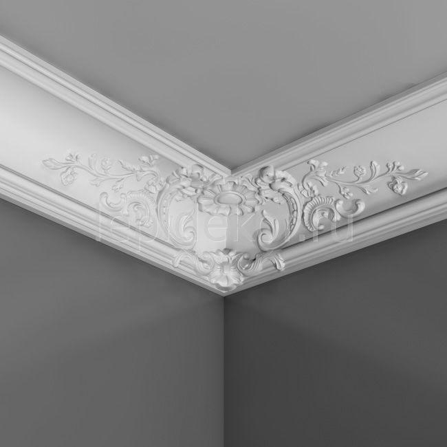 Дизайн потолочного плинтуса фото